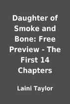 Daughter of Smoke and Bone: Free Preview -…