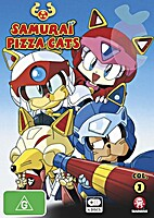 Samurai Pizza Cats Col. 1 by -