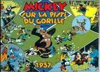 Mickey sur la piste du gorille by Walt…
