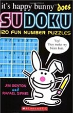 It's Happy Bunny Does Sudoku by Jim Benton