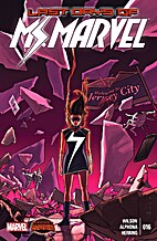 Ms. Marvel, Vol. 3 #16 by G. Willow Wilson
