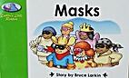 Masks by Bruce Larkin