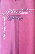 Fundamentals of Logic by Daniel J. Sullivan