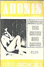 Adonis: Maandblad Voor Mannen Door Mannen…