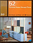 52 Plywood Home Storage Plans by Douglas Fir…