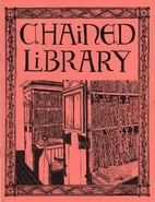 The chained library at Hereford Cathedral by…