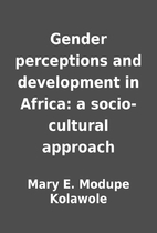 Gender perceptions and development in…