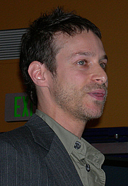 Author photo. Photo by Joe Mabel (Wikipedia)