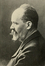 Author photo. Image from <b><i>Spiritism and Psychology</i></b> (1911) by Théodore Flournoy