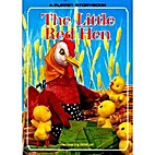 The Little Red Hen (A Puppet Storybook) by…