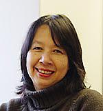 Author photo. A recent picture of Sri Tjahjani Kuhnt-Saptodewo