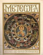 Meteora: History, Art, Monastic Presence by…