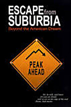 Escape from suburbia beyond the American…