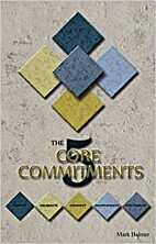 The 5 Core Commitments by Mark Balmer