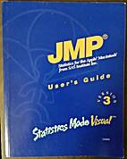 JMP User's Guide, Version 3. Statistics for…