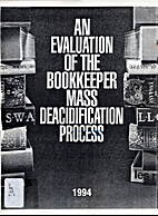 An Evaluation of the Bookkeeper Mass…