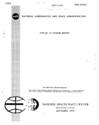Apollo 13 Mission Report by Mission…