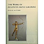 The Work of Augustus Saint-Gaudens by John…