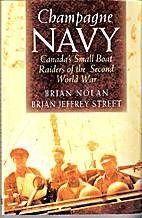Champagne Navy by Brian Nolan