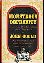 Monstrous Depravity: A Jeremiad and a…