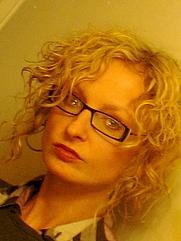 Author photo. Dynise Balcavage