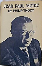 Jean-Paul Sartre by Philip Thody