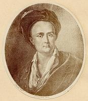 Author photo. Portrait de Thouron, dessiné par N. H. Jacob, lithographié par Langlumé. 1875-1900