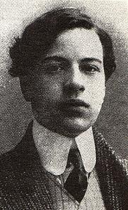 Author photo. Photograph of Sergio Corazzini (1886-1907)