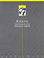 Rhand: Hand to Hand Damage Tables