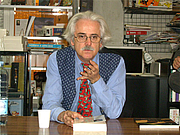 Author photo. librairie goscinny