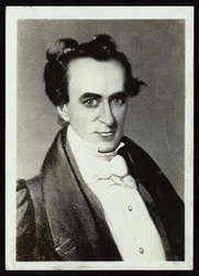 Author photo. <br>Courtesy of the <a href=&quot;http://digitalgallery.nypl.org/nypldigital/id?1103454&quot;>NYPL Digital Gallery</a><br>(image use requires permission from the New York Public Library)