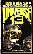Universe 13 by Terry Carr