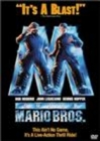 Super Mario Bros [film] by Annabel Jankel