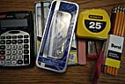 Calculators, Pencils, Pencil Sharpeners,…