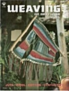 Weaving on driftwood looms by Mingon Slentz