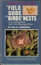 Eastern Birds' Nests by Hal H. Harrison