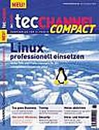 Linux professionell einsetzen by Frank…