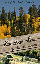 Kindled Love (Men of the Heart Book 1) by…