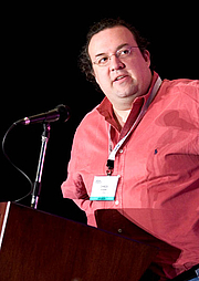 Author photo. Photo by Flickr membe etech (2005)