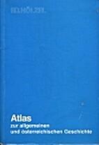 Atlas zur allgemeinen und österreichischen…