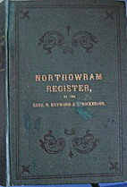 The Nonconformist register of baptisms,…