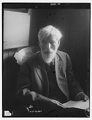 Author photo. Henry Alden ~ George Grantham Bain Collection (Library of Congress)
