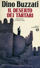 The Tartar Steppe by Dino Buzzati