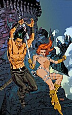 Conan Red Sonja #4 by Gail Simone