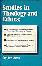 Studies in theology and ethics: (1) An…