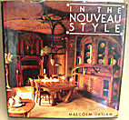 In the Nouveau Style by Malcolm Haslam