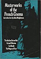Masterworks of the French cinema The Italian…