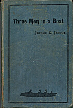 Three men in a boat, to say nothing of the…