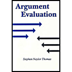 Argument Evaluation by Stephen N. Thomas