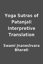 Yoga Sutras of Patanjali Interpretive…